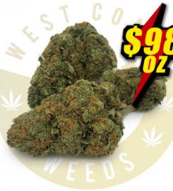 West Coast Weeds